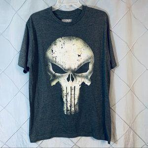 Marvel punisher T-shirt large
